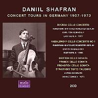 CONCERT TOURS IN GERMANY 1957-1973 [다닐 샤프란: 독일 연주회 실황]