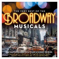 THE VERY BEST OF THE BROADWAY MUSICALS