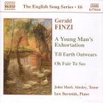 The English Song Series 16/ John Mark Ainsley