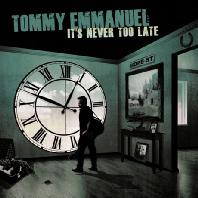 IT'S NEVER TOO LATE [DIGIPACK]
