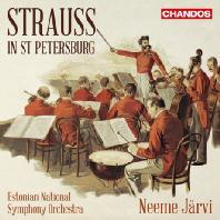 STRAUSS IN ST. PETERSBURG/ NEEME JARVI [요한 슈트라우스 2세: 상트 페테르부르크 - 네메 예르비]