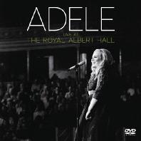 LIVE AT THE ROYAL ALBERT HALL [CD+DVD]