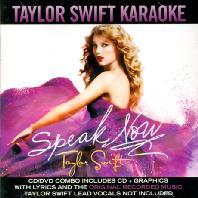 SPEAK NOW [CD+DVD] [가라오케 버전]
