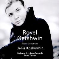 RAVEL & GERSHWIN: PIANO CONCERTOS [라벨, 거쉰: 피아노 협주곡]