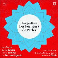LES PECHEURS DE PERLES/ ALEXANDRE BLOCH [SACD HYBRID] [비제: 오페라 <진주조개잡이>]