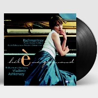 PIANO CONCERTO NO.2/ HELENE GRIMAUD, VLADIMIR ASHKENAZY [라흐마니노프: 피아노 협주곡 2번 - 엘렌 그리모, 아쉬케나지] [180G LP]
