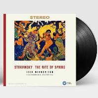 THE RITE OF SPRING/ IGOR MARKEVITCH P스트라빈스키: 봄의 제전 - 마르케비치] [180G LP]