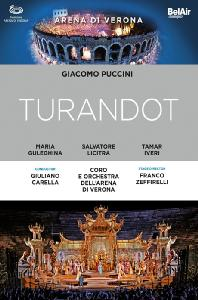 TURANDOT/ GIULIANO CARELLA [푸치니: 투란도트]