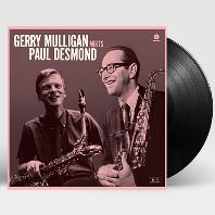 GERRY MULLIGAN MEETS PAUL DESMOND [180G LP]