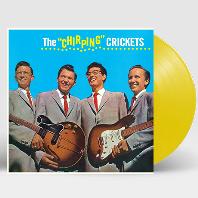 THE CHIRPING CRICKETS + 4 BONUS TRACKS [180G YELLOW LP]