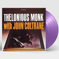 THELONIOUS MONK WITH JOHN COLTRANE + BONUS TRACK [180G PURPLE LP]