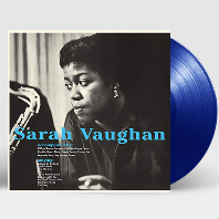 SARAH VAUGHAN WITH CLIFRORD BROWN + BONUS TRACK [180G BLUE LP]