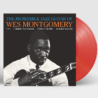THE INCREDIBLE JAZZ GUITAR OF WES MONTGOMERY [180G RED LP]
