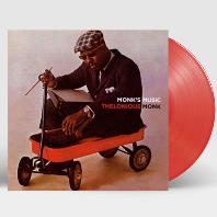 MONK`S MUSIC + BONUS TRACK [180G RED LP]