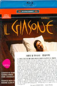 Il Giasone/ Federico Maria Sardelli [카발리: 일 지아소네] [블루레이전용 플레이어 사용]