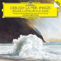 LA MER, IMAGES, PRELUDE/ LEONARD BERNSTEIN [UHQCD] [드뷔시: 영상, 전주곡, 바다 - 번스타인] [한정반]
