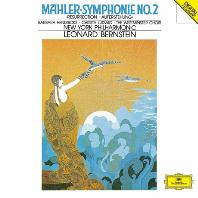 말러: 교향곡 2번 [2UHQCD] [Limited Release] - 레너드 번스타인 / 뉴욕 필하모닉 오케스트라