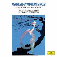 말러: 교향곡 8 & 10번 [2UHQCD] [Limited Release] - 레너드 번스타인 / 빈 필하모닉 오케스트라