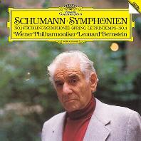 슈만: 교향곡 1번 [UHQCD] [Limited Release] - 레너드 번스타인 / 빈 필하모닉 오케스트라