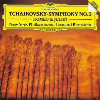 차이콥스키: 교향곡 5번 & 로미오와 줄리엣 [UHQCD] [Limited Release] - 레너드 번스타인 / 뉴욕 필하모닉 오케스트라