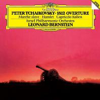 차이콥스키: 서곡집 [UHQCD] [Limited Release] - 레너드 번스타인 / 이스라엘 필하모닉 오케스트라