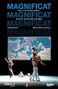 MAGNIFICAT: BALLET/ HEINZ SPOERLI, ZURICH BALLET, <!HS>MARC<!HE> MINKOWSKI [바흐: 발레 마니피카트]