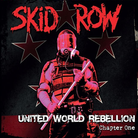 UNITED WORLD REBELLION: CHAPTER ONE [EP]