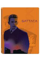 가타카 4K UHD+BD [스틸북 한정판] [GATTAC]