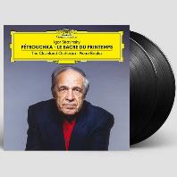 PETROUCHKA, LE SACRE DU PRINTEMPS/ PIERRE BOULEZ [스트라빈스키: 페트루슈카, 봄의 제전 - 불레즈] [180G LP]