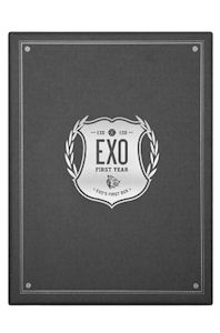 First Year: Exo`S First Box [4dvd+�̾��� �� ���δ�]