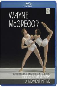 WAYNE MCGREGOR: GOING SOMEWHERE & A MOMENT IN TIME [웨인 맥그리거의 예술세계: 다큐멘터리]