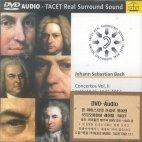 CONCERTOS VOL.2 BWV 1041-1043,1056,1060,1064 (DVD AUDIO)