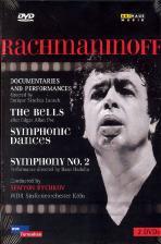 THE BELLS, SYMPHONIC DANCES, SYMPHONY NO.2/ <!HS>SEMYON<!HE> BYCHKOV [라흐마니노프: 종, 교향적 춤곡, 교향곡 2번 - 비치코프]