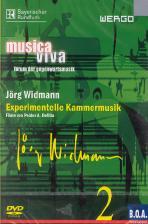 MUSICA VIVA 2/ EXPERIMENTELLE KAMMERMUSIK [뮤지카 비바 2집-PAL방식]