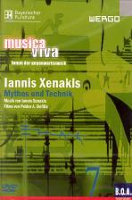 MUSICA VIVA 7/ MYTHOS UND TECHNIK [뮤지카 비바 7집-PAL방식]