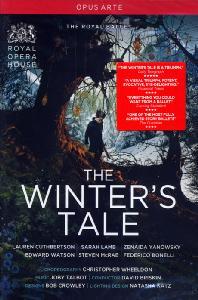 THE WINTER'S TALE/ THE ROYAL BALLET, DAVID BRISKIN  [탤봇: 발레 <겨울 이야기>]