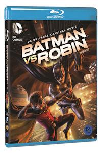배트맨 VS 로빈 [BATMAN VS ROBIN]