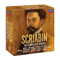 ALEXANDER SCRIABIN - THE COMPLETE WORKS [스크리아빈: 전집] [한정반]