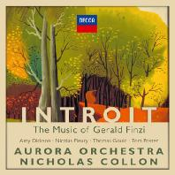 INTROIT: THE MUSIC OF GERALD FINZI/ NICHOLAS COLLON [핀지: 입당송 - 사후 60주년 추모반]