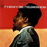 델로니어스 몽크(THELONIOUS MONK) - IT`S MONK`S TIME[수입]*