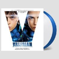 VALERIAN AND THE CITY OF A THOUSAND PLANETS [180G BLUE & WHITE LP] [발레리안 : 천 개 행성의 도시] [한정반]