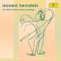 THE 1953 AMERICAN DECCA RECORDINGS [ORIGINAL MASTERS] [베토벤, 드보르작, 슈만, 브람스, 차이코프스키: 1953 미국 데카 레코딩 - 번스타인]