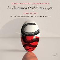 LA DESCENTE D`ORPHEE AUX ENFERS/ CYRIL AUVITY, RONAN KHALIL [샤르팡티에: 미니 오페라 <지옥에 내려간 오르페>]