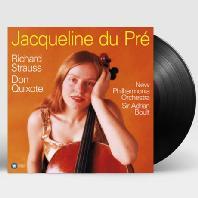 DON QUIXOTE/ JACQUELINE DU PRE, ADRIAN BOULT [R.슈트라우스: 돈 키호테 - 재클린 뒤 프레] [180G LP]