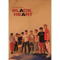 UNB(유앤비) - BLACK HEART [BLACK VER] [미니 2집]