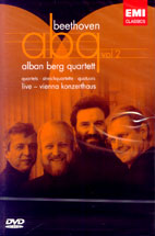 BEETHOVEN STRING QUARTETS VOLUME 2