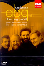 BEETHOVEN STRING QUARTETS VOLUME 1