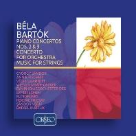 PIANO CONCERTO, FOR ORCHESTRA [바르톡: 피아노 협주곡 2, 3번, 현악사중주 3번, 오케스트라를 위한 협주곡 외]