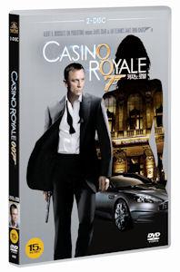 007 카지노 로얄 [007 CASINO ROYALE] [14년 1월 MGM 007시리즈 프로모션] [1disc]