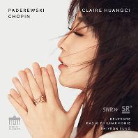 PIANO CONCERTOS/ CLAIRE HUANGCI, SHIYEON SUNG [쇼팽: 피아노 협주곡 1번, 파데레프스키: 피아노 협주곡 A단조 - 클레어 후앙치, 성시연]